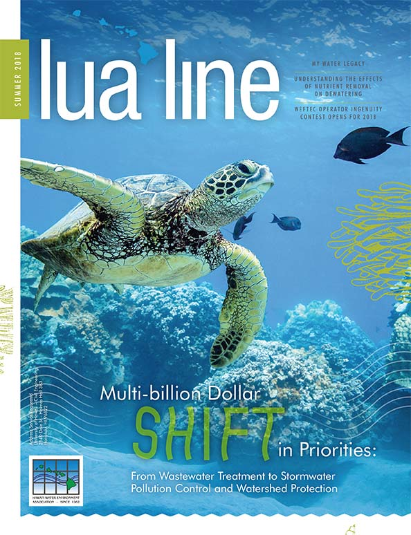 HAWAII LuaLine Summer2018 Cover