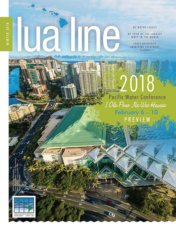 HAWAII LuaLine Winter2018 Cover